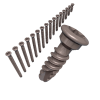 CS27-101-36 - Compression Screw, 2.7mm x 36mm