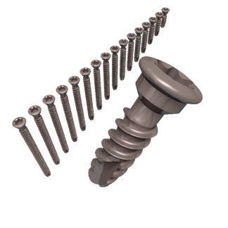 Compression Screw 2.7mm