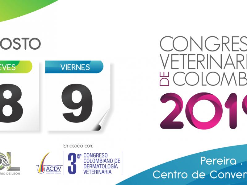 Congreso Veterinario de Colombia (CVDC)