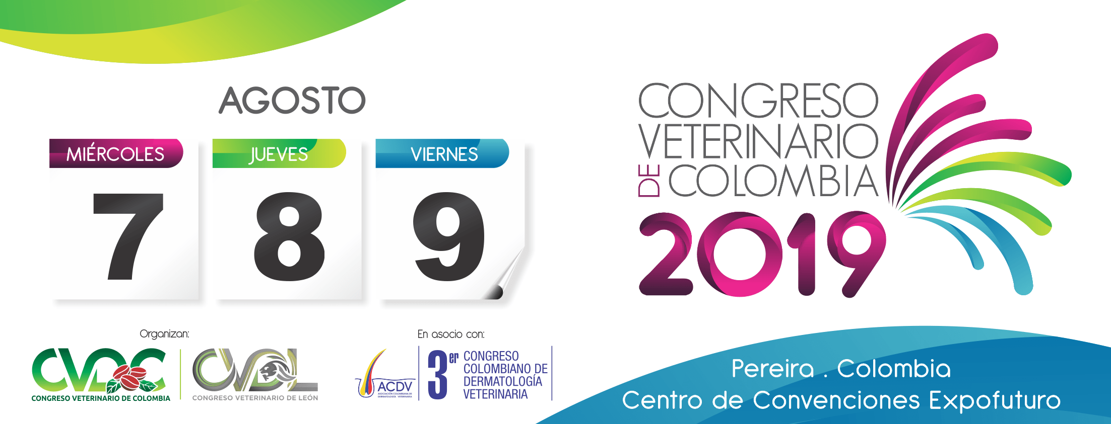 Congreso Veterinario de Colombia (CVDC)